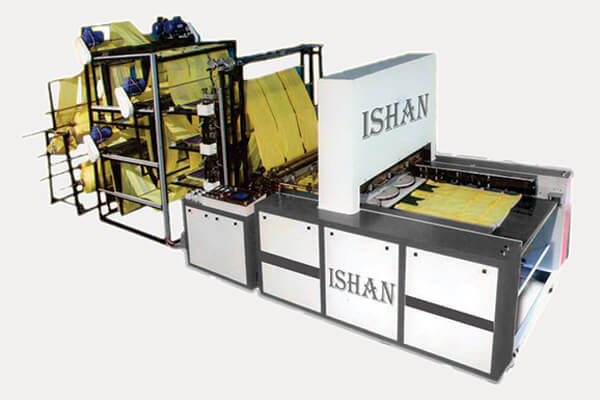 Manufacturer for bottom sealing and Cutting Machine